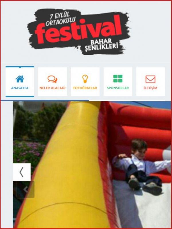 7 Eylül festival