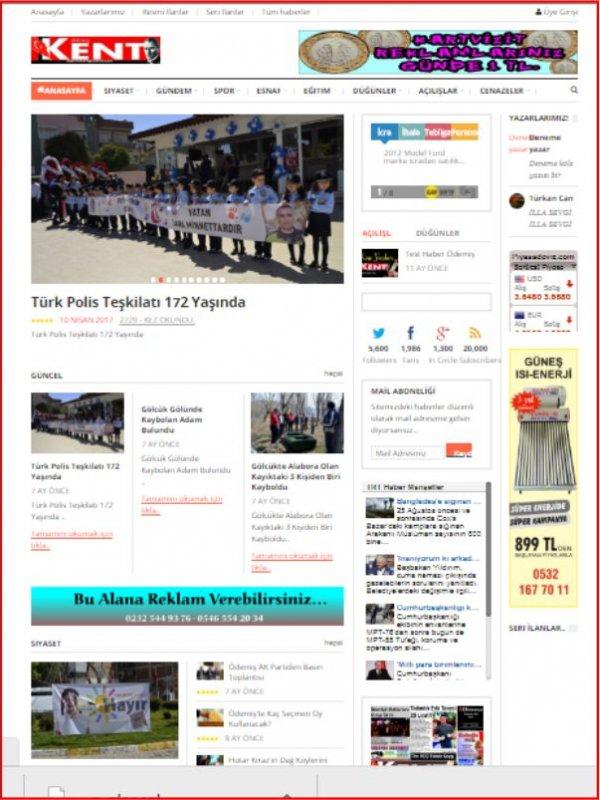 Ödemiş Kent Gazetesi